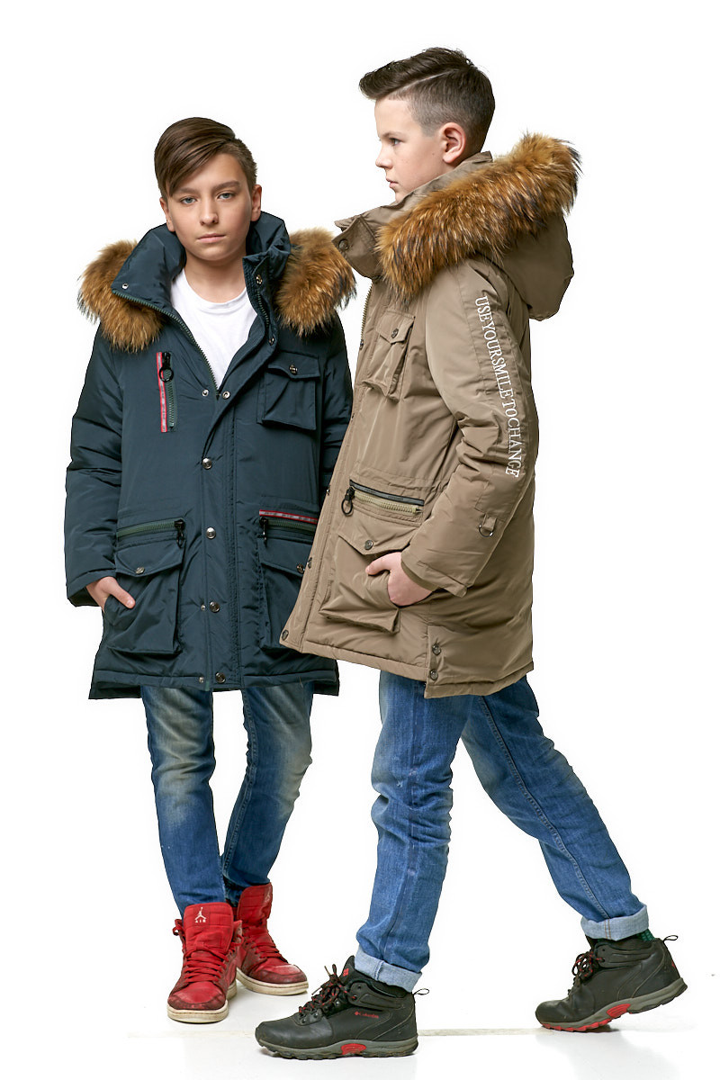 Куртка Модель 018