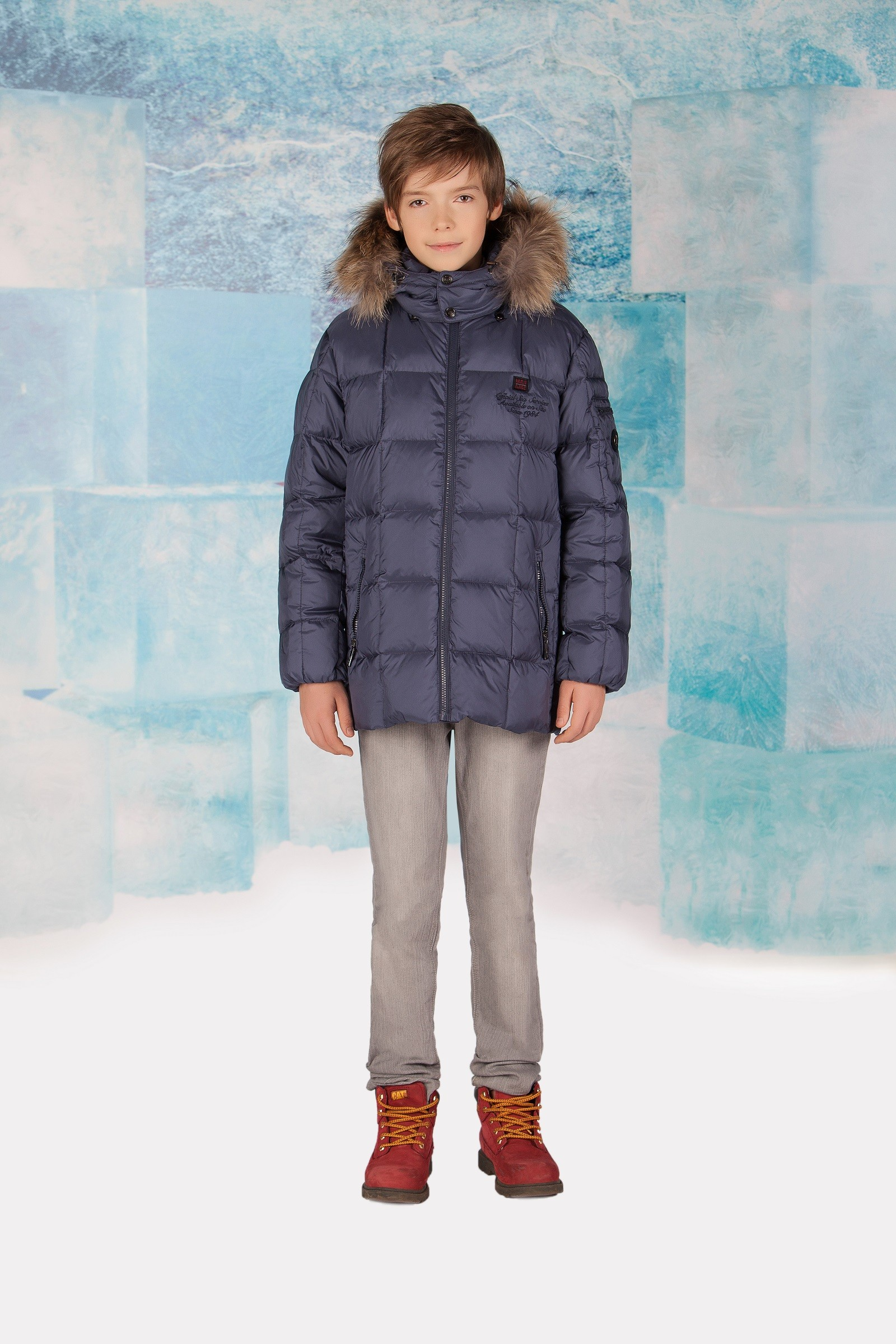 Куртка Модель 604